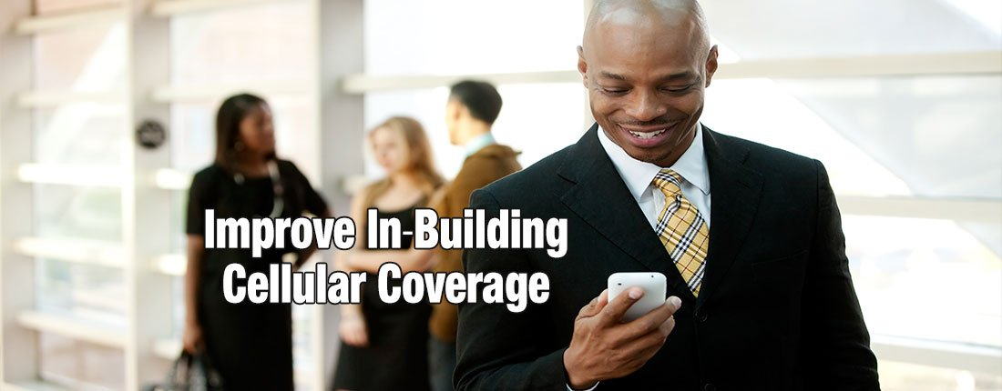 Improve In-Building Cellular Coverage