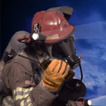 firefighter cell tower communication