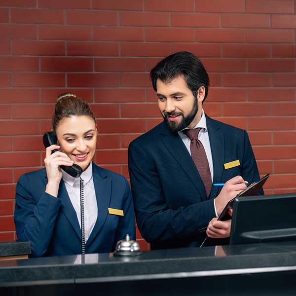 Hotel Staff Communications