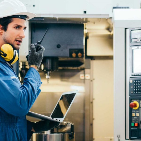 Manufacturing plant communications